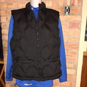 Gap Down Puffer Vest.  Women's Sz XL. Great Cond